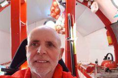 Jean-Jacques Savin, 72 ans, a embarqué pour une transat de 3 mois, à la dérive dans un tonneau