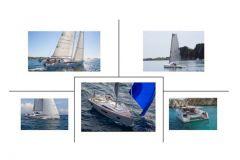 Les 5 lauréats 2019 du concours  des voiliers européens