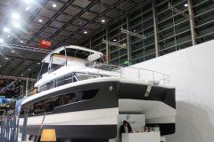MY40, un catamaran à moteur pour propriétaire hédoniste