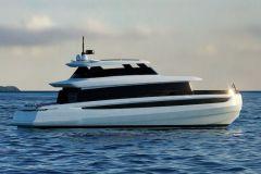Le 60 pieds de Cetera Yachts