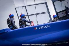 L'équipe française de SailGP