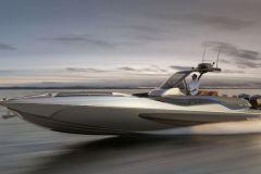 Hawk 38, dayboat sportif du chantier Sunseeker
