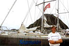 Seamaster-Omega et Peter Blake, le 3e vie de Tara
