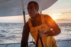 Souvenir Iodés d'un skipper avec Armel le Cléac'h