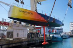 L'Open60AAL Innovation Yachts