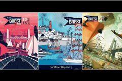 Fêtes Maritimes de Brest 2020, choisissez l'affiche !