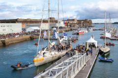Tara à Lorient