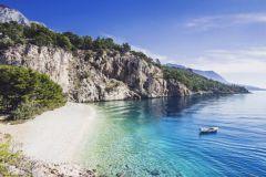 Nugal Beach, Croatie