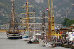 Les voiliers incontournables à voir à l'Armada de Rouen 2019