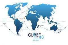 Le parcours du Globe 40