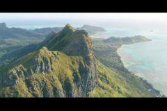 L'île de Raivavae