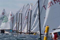 Clap de fin pour les championnats d'Europe d'Optimist
