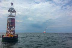 Record de l'Atlantique Nord: Top départ pour Alan Roura