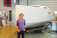 François Gabart renforce sa collaboration avec les voiliers RM