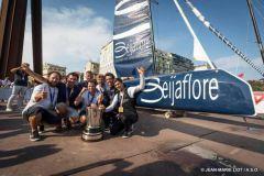 Victoire de Beijaflore sur le Tour Voile 2019