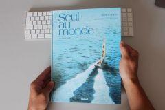 Seul au monde, le récit du Vendée Globe de Sébastien Destremau en bande dessinée