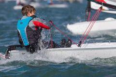 Aide à la flottabilité multi-activités, modèle Jibe 50 N pour la pratique du dériveur, du catamaran ou du kite