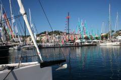 Cannes Yachting Festival 2019: Les voiliers ont-ils trouvé leur place à Port Canto?