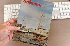 C'était publié sur Bateaux il y a 60 ans : apprentissage de la voile, Saint-Malo…