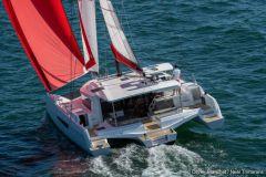Neel 47 : trois coques pour aménager une vie à bord