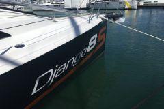 Django 8S: un prétendant pour la Transquadra