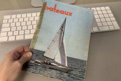Il y a 60ans sur Bateaux: succès du Vaurien et coup de gueule contre le salon nautique