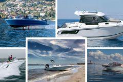 European Powerboat 2020, 5 bateaux à moteur accessibles et faciles