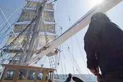 Vécu, une semaine à bord du Belém