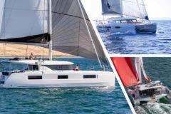 European Yacht 2020, 3 multicoques de croisière innovants