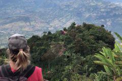 Poussé par le Vent : Jerico, le plus beau village de Colombie