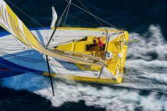 Comment les marins perçoivent leurs 5 sens en course ? - Arnaud Boissières