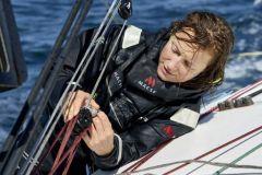 Comment les marins perçoivent leurs 5 sens en course ? - Isabelle Joschke