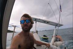 Comment manoeuvrer à la voile ? Mouillage sans moteur