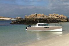 Version hors-bord et vitesse rapide pour la Loxo 32