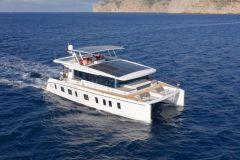 Essai du Silent Yachts 55 E-power+