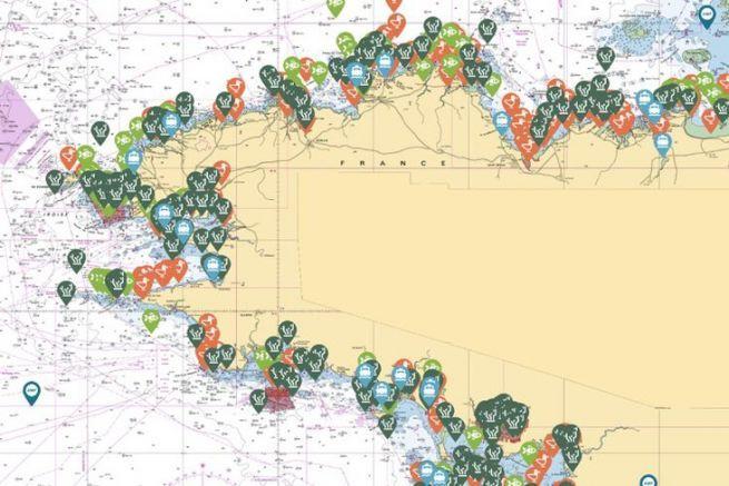 Nav Co Une Application Gratuite Sous Android Pour Voir Sous La Mer