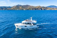 Essai Swift Trawler 41