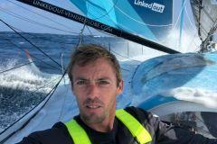 Thomas Ruyant (LinkedOut) sur le retour de la Vendée - Arctique - Les Sables-d'Olonne