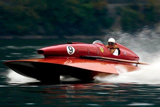 Ferrari Arno XI, un offshore indomptable taillé pour les records