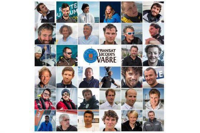 Les bizuths de la Transat Jacques Vabre 2015