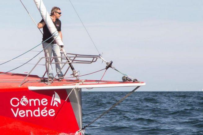 Jeff Pellet sur Come In Vendée