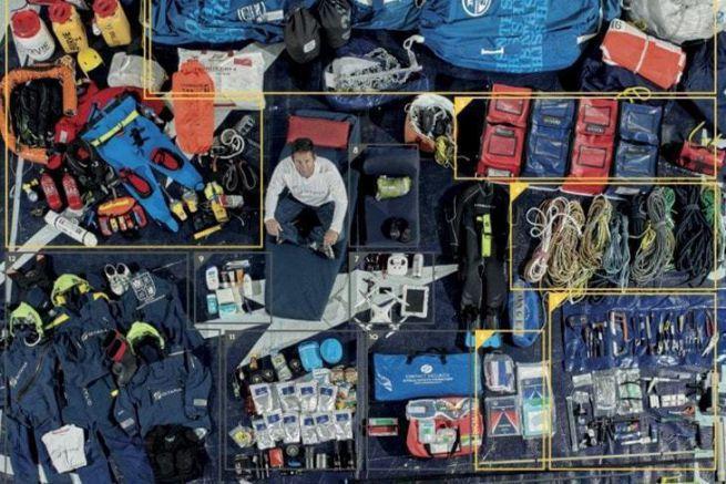 L'équipement à bord de l'IMOCA Edmond de Rothschild