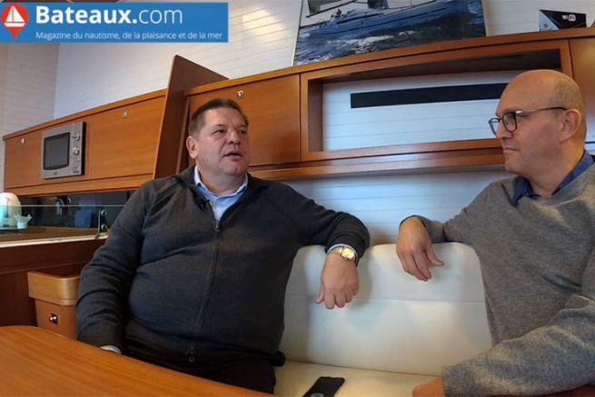 Interview de Salvatore Serio Dufour Yachts