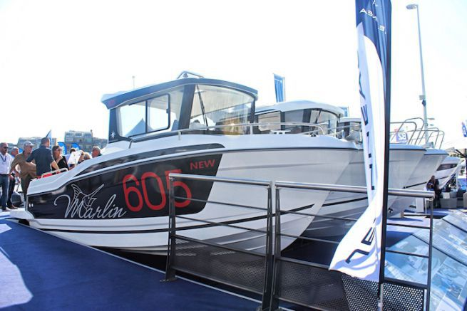 Le Merry Fisher 605 Marlin