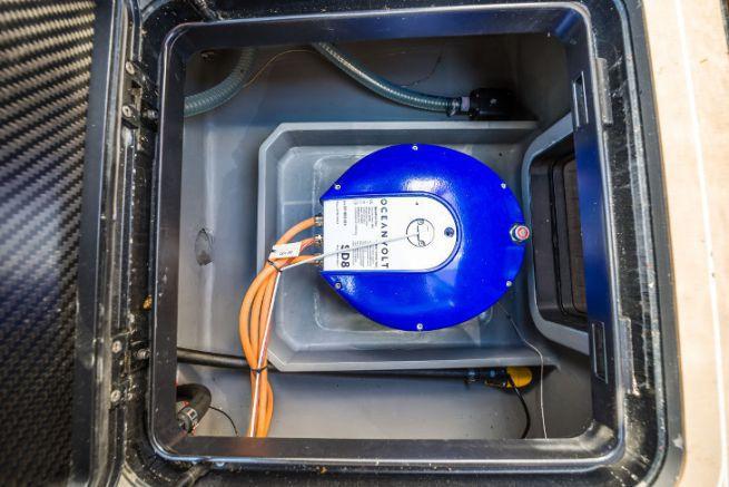 Moteur électrique Oceanvolt