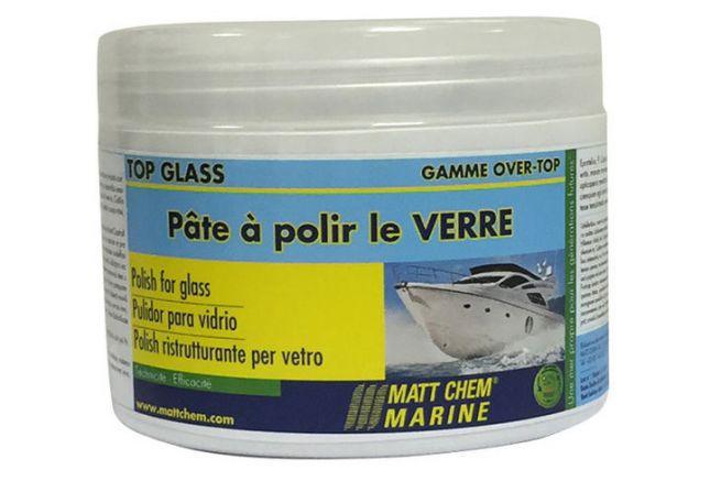 Matt Chem Top Glass