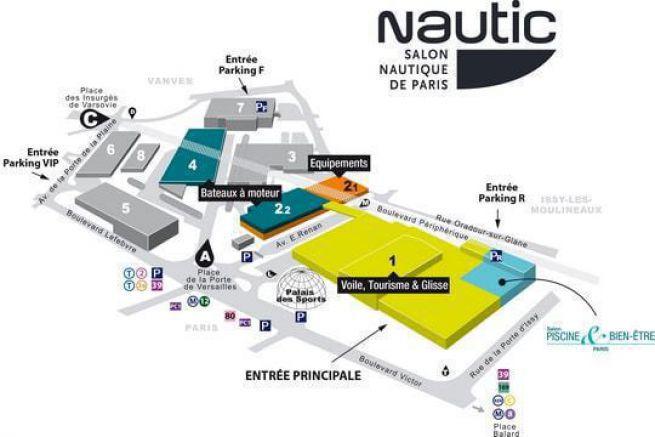 La nouvelle organisation du Nautic 2015