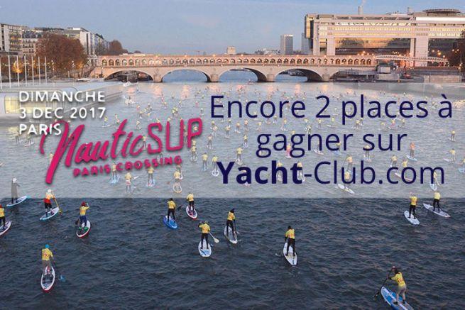 Nautic SUP Paris Crossing