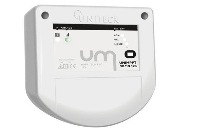 Le nouveau régulateur MPPT d'Uniteck