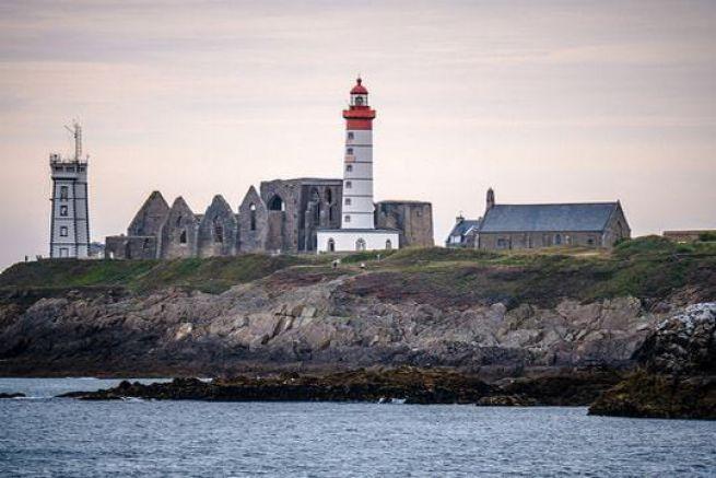 Phare Saint-Mathieu dans le Finistère